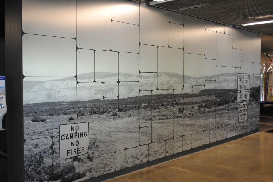 Lamar aluminum wall panels 171 portfolio of gerry holt
