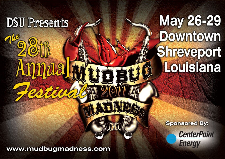 Mudbug Madness Billboard