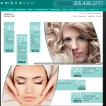 Emena Spa Ecommerce Site
