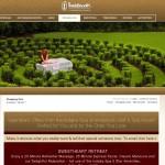 Indaba Spa Ecommerce Site